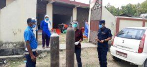 पछिल्लो २४ घण्टामा नेपाल प्रहरीको सक्रियतामा ५ सय ४७ थान अक्सिजन सिलिन्डर संकलन