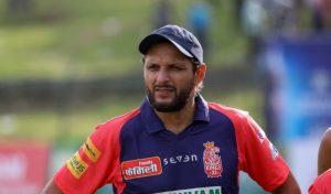 नेपाली टोलीलाई पाकिस्तानमा क्रिकेट खेलाउन पहल गर्छु शाहिद अफ्रिदी
