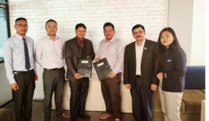 नेपाल पेमेन्ट सोलुसन्स् र बैंक अफ काठमाडौँबिच डिजिटल इकोसिस्टम बिस्तारको लागि सहकार्य