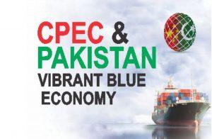 CPEC and Pakistan's vibrant blue economy
