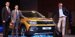 The Most Awaited Volkswagen SUV Taigun Unveiled